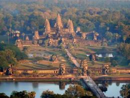 Откройте для себя город - храм Ангкор