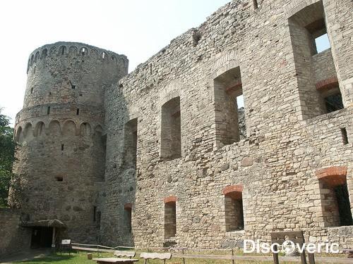 Венденский замок цесис латвия