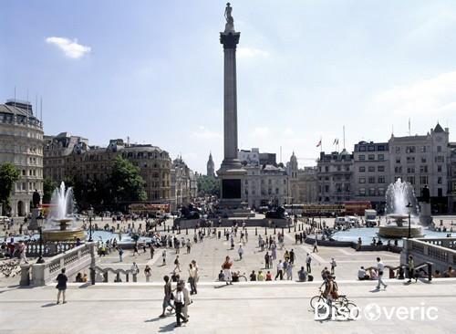 Трафальгарская площадь лондон