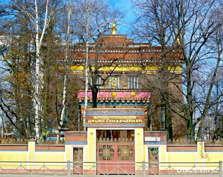 Достопримечательности СанктПетербурга