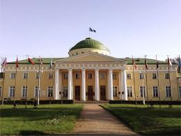 Таврический дворец. Санкт-Петербург → Архитектура