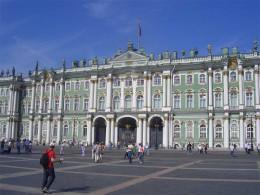 Эрмитаж. Санкт-Петербург → Музеи