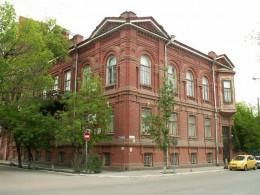 Астраханская картинная галерея им. П.М.Догадина. Астрахань → Музеи