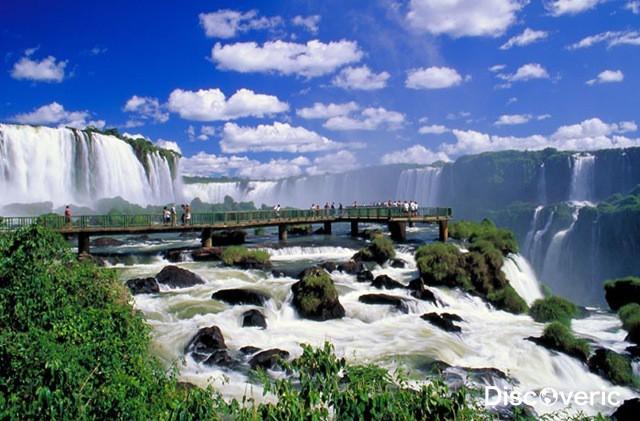 Водопад игуасу игуасу аргентина