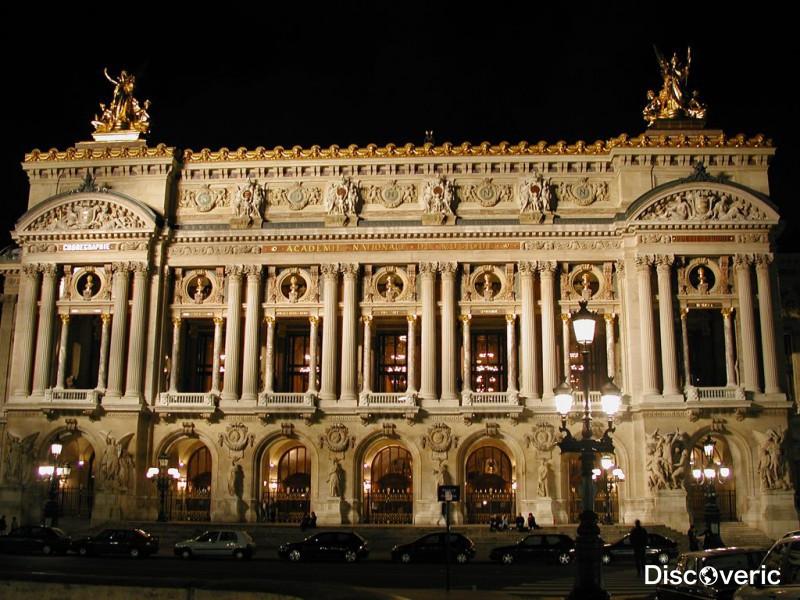 Гранд опера париж франция