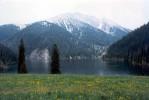 Кольсайские озера, Северный Тянь-Шань, Казахстан