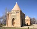 Мавзолей Айша-Биби, Жамбылская область, Казахстан