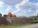 Бастея оборонительной стены Вильнюса, Вильнюс, Литва