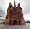 Костел Святой Анны, Вильнюс, Литва