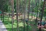 """Парк приключений """"ONE"""", Друскининкай, Литва"""