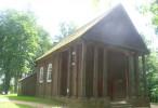 Стельмужский костел и колокольня, Зарасай, Литва