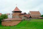 Каунасский замок, Каунас, Литва