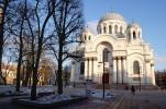 Кафедральный собор святых Петра и Павла, Каунас, Литва