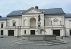 Театральная площадь Клайпеды, Клайпеда, Литва