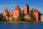 Тракайский замок, Тракай, Литва
