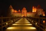 Тракайский парк, Тракай, Литва