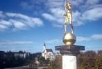 Площадь солнечных часов, Шяуляй, Литва