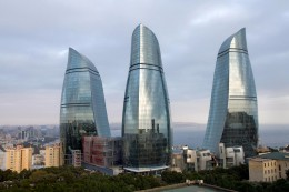 Комплекс Flame Towers