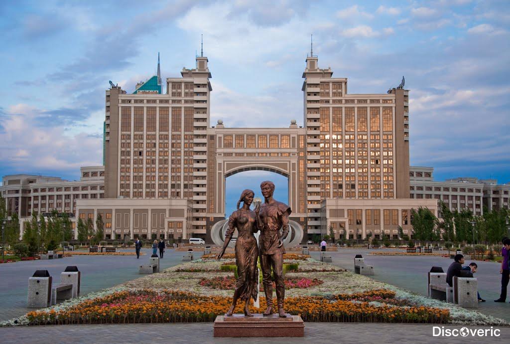 казахстан достопримечательности фото и описание знаменит