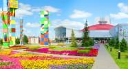 Развлекательный центр Думан в Астане, Астана, Казахстан