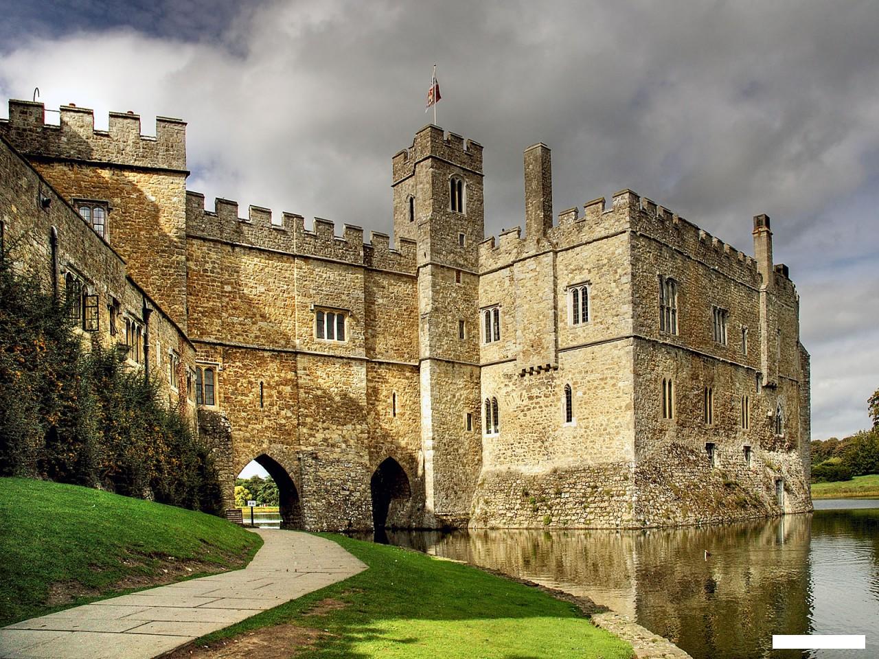 все фото красивых старинных английских замков было самое