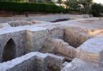 Руины древнего города Айла, Акаба, Иордания