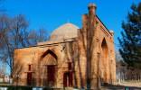 Мавзолей Карахана, Жамбылская область, Казахстан