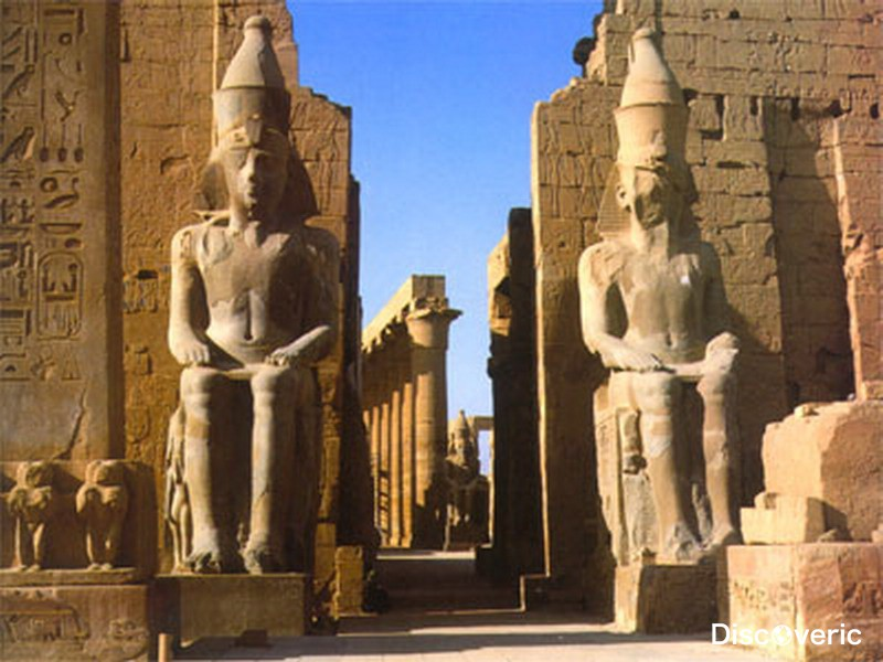 Долина цариц в фивах луксор египет