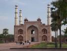 Гробница Акбара в Сикандре, Агра, Индия