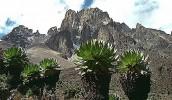 Гора Кения, Кения