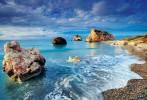 Место рождения Афродиты, Пафос, Кипр