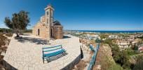 Церковь Айос Элиас, Протарас, Кипр