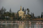 Мечеть Хала Султан Текке, Ларнака, Кипр