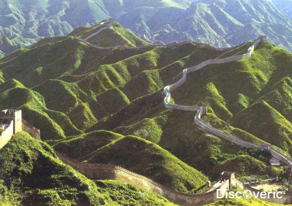 Великая китайская стена пекин китай